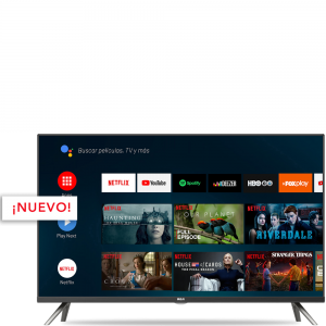 """ANDROID TV 32"""" HD AND32Y"""