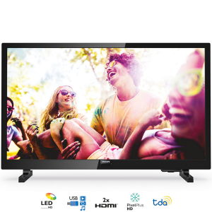 LED TV 24'' HD 24PHD5565/77