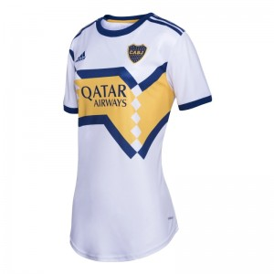 CAMISETA BOCA ALTERNATIVA '20 DAMA