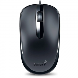MOUSE USB BLACK DX-110