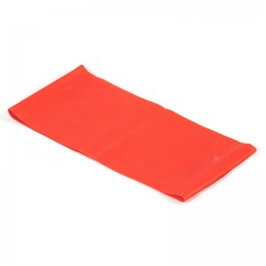 TIRA BAND PE04B ELASTICA MEDIA TENSION ROJO