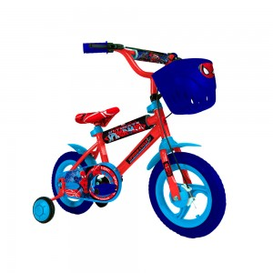 BICI R12 SPIDERMAN