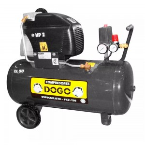 COMPRESOR 2HP 24LTS DOG50330