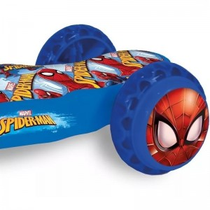 "MONOPATIN 3 RUEDAS ""SPIDERMAN"" 331300"