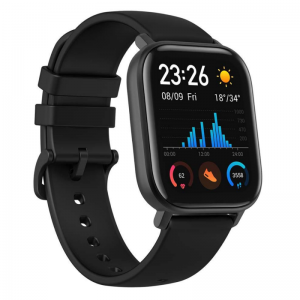 SMARTWATCH GTS BLACK