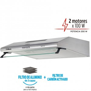 "PURIFICADOR DOBLE MOTOR ""PURIFY PLUS ""  KP992"