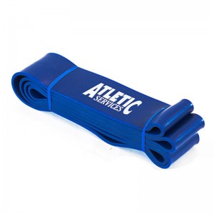 POWER BAND ATLETIC PE10D 2080X64X4,5MM AZUL EXTRA
