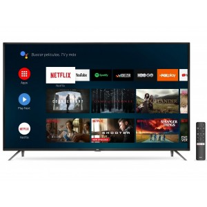 "ANDROID TV 55"" 4K ULTRA HD X55ANDTV"